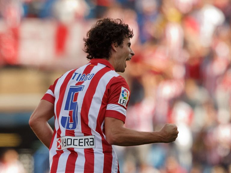 Tiago Mendes: Has re-signed with Spanish champions Atletico Madrid