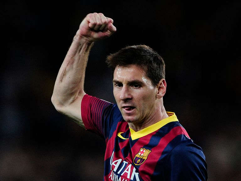 Lionel Messi: Has dismissed claims of making a gesture