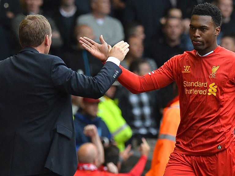 Brendan Rodgers and Daniel Sturridge have won awards.
