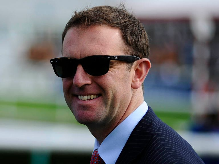 Charlie Appleby: Saddles Sequined at Lingfield