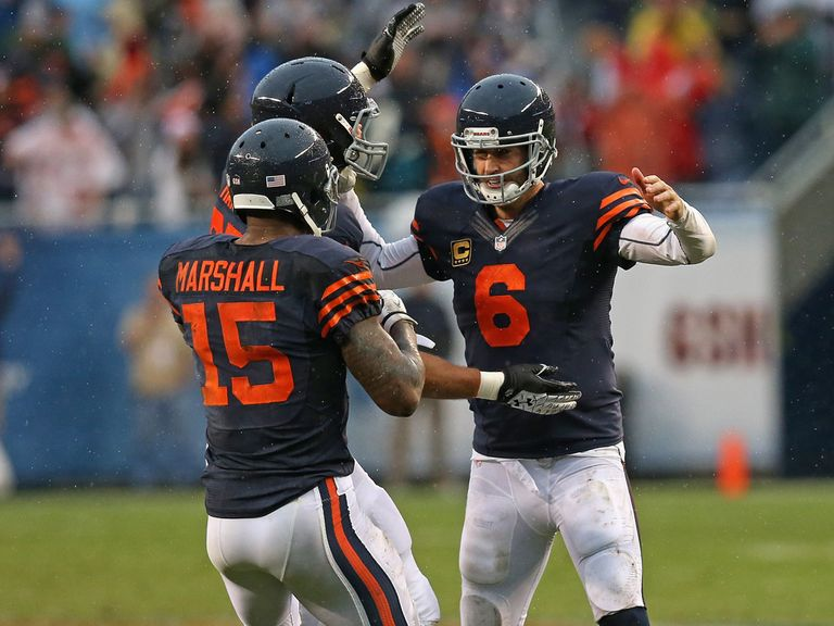 Chicago Bears can pile further misery on New York Giants