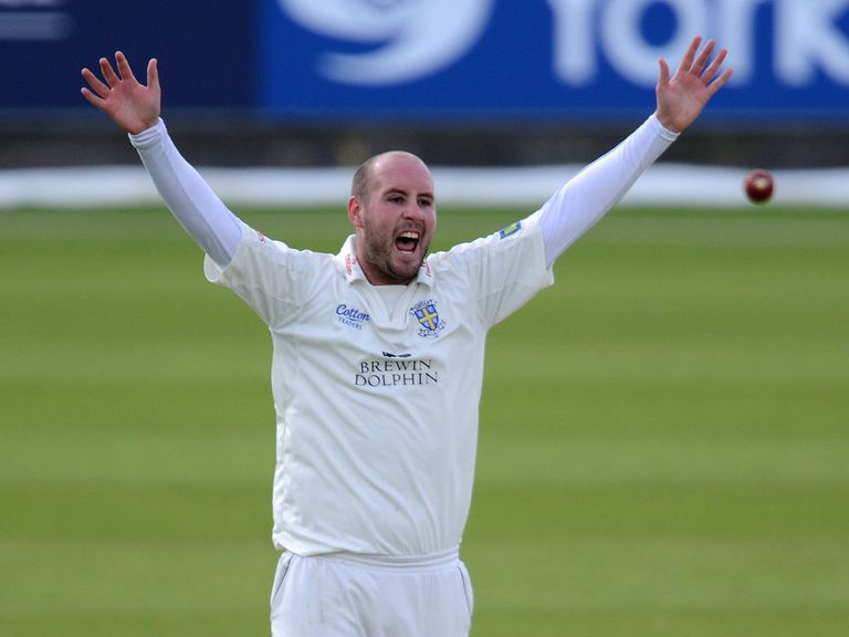 Chris Rushworth: Long-term deal boosts Durham bowler
