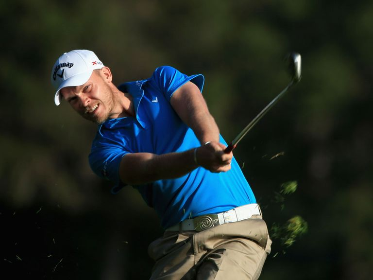 Danny Willett: Taken to shine on Thursday