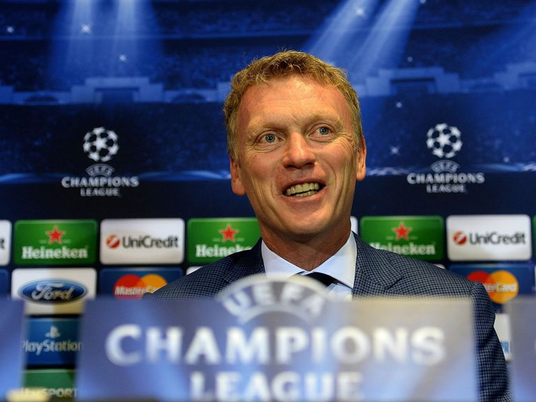Moyes: Looking forward to the challenge