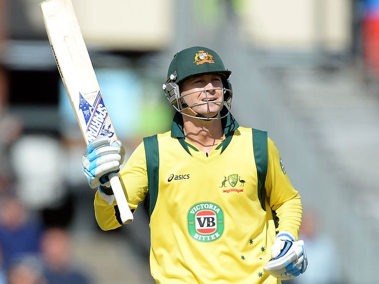 Michael Clarke: Injury blow