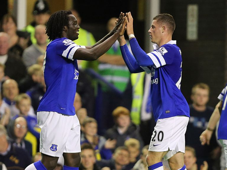 Everton can celebrate victory at Aston Villa.