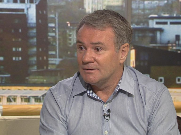 Ray Houghton: Says Mourinho must adapt philosophy long-term