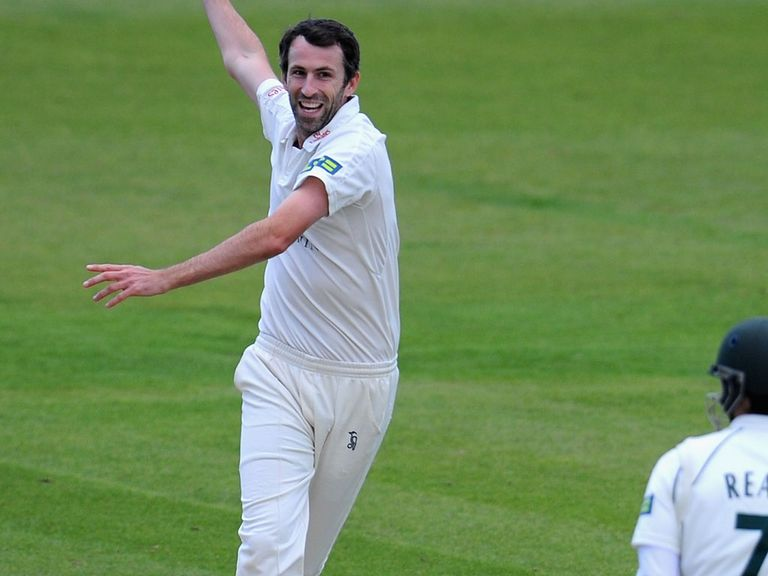 Graham Onions: Called into the England Lions squad