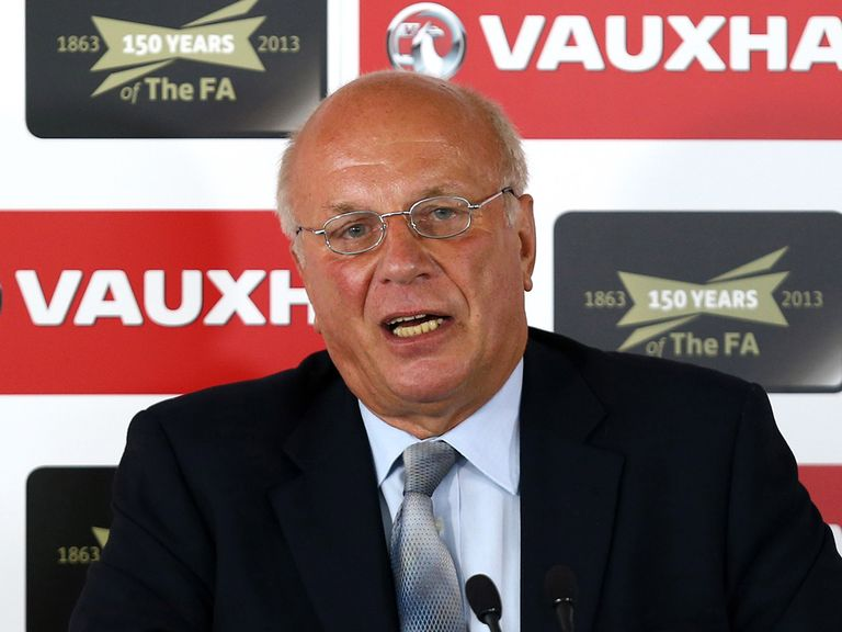 Greg Dyke: Backs Roy Hodgson