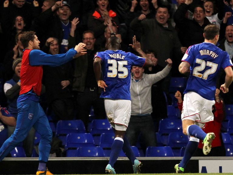 Ipswich can secure another three points