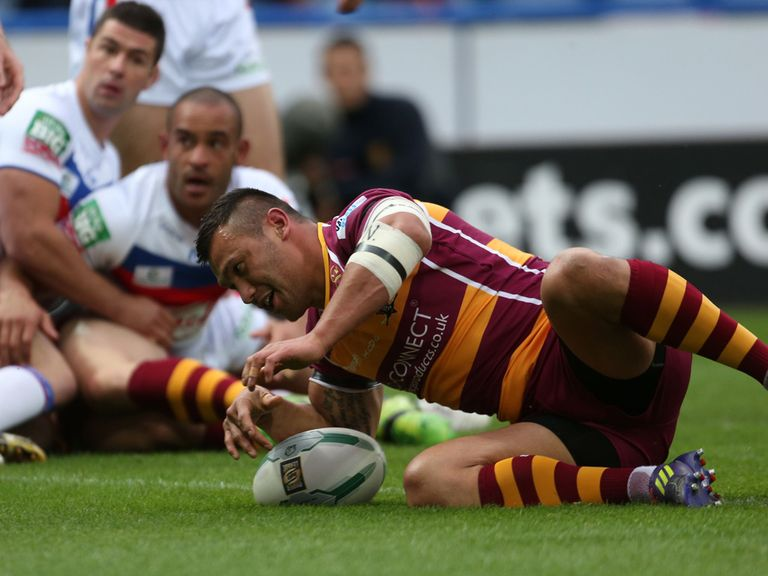 Jason Chan: Has joined Hull KR on loan