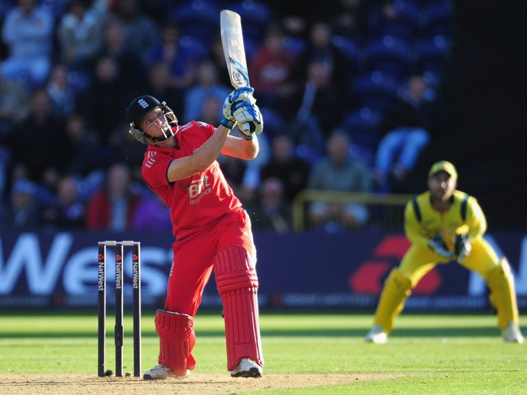 Jos Buttler: One of the younger players who offer hope for coach Giles