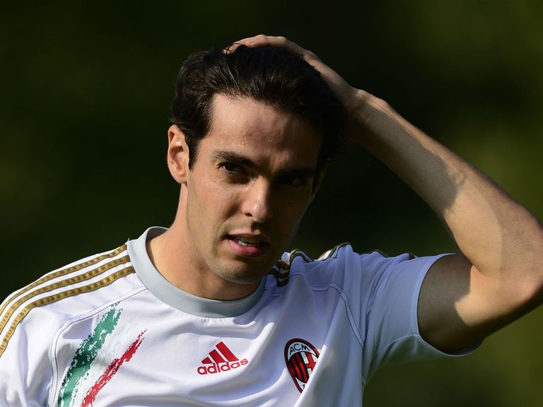 Kaka: Back with AC Milan