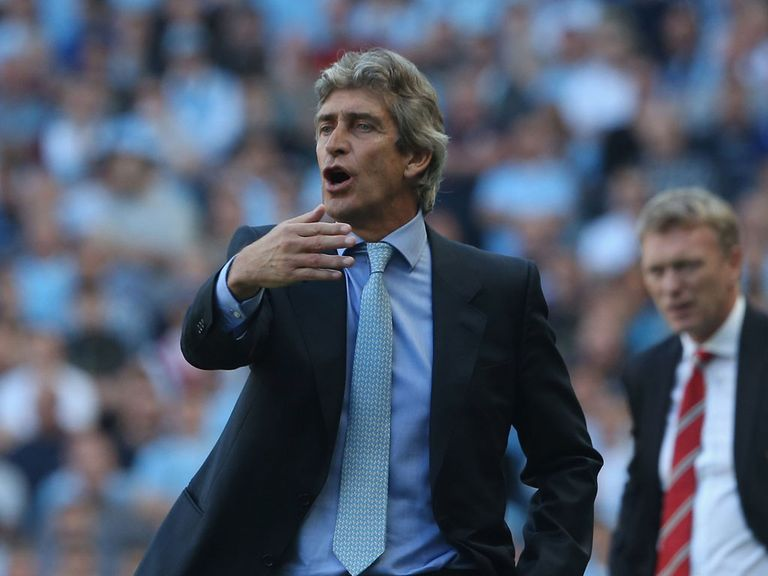 Manuel Pellegrini: Wants more of the same from his City side