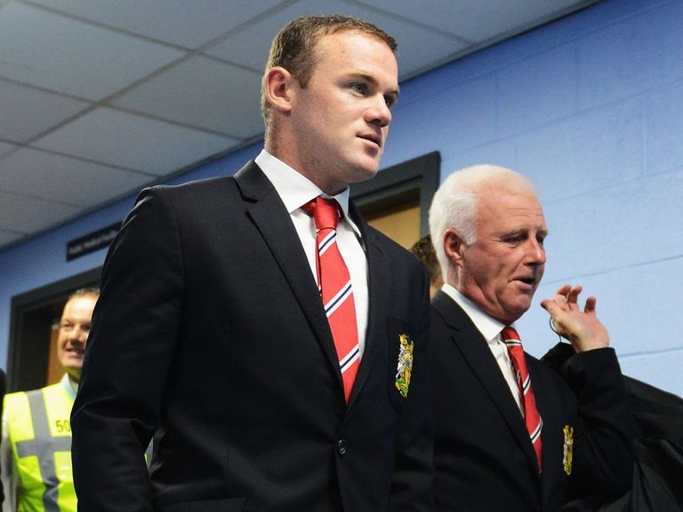 Wayne Rooney: Insists he has been settled all summer