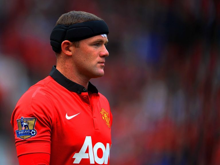 Rooney: Ignored the speculation over his future