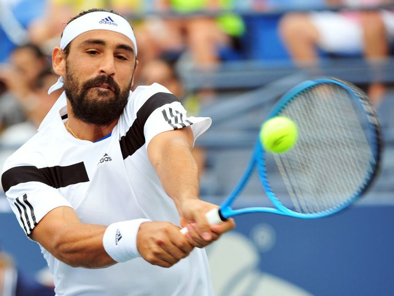 Marcos Baghdatis: Given a wild card for Wimbledon