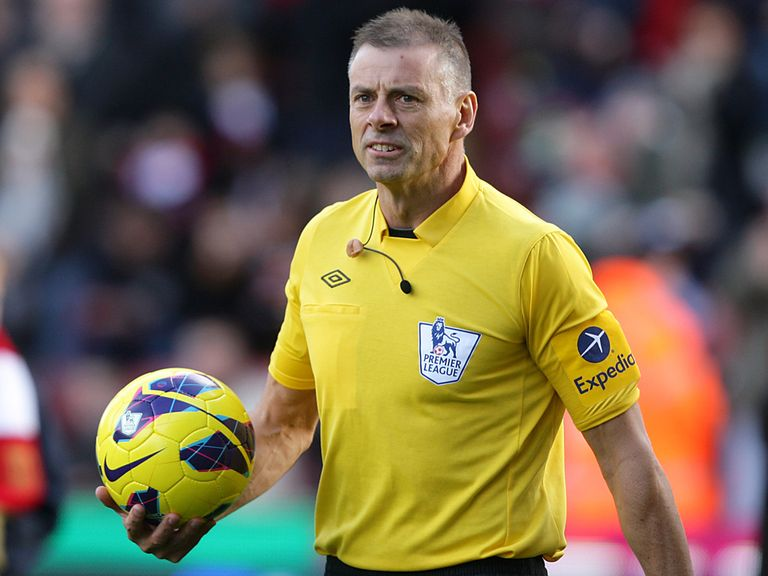 Mark Halsey: Warning on pressure referees face