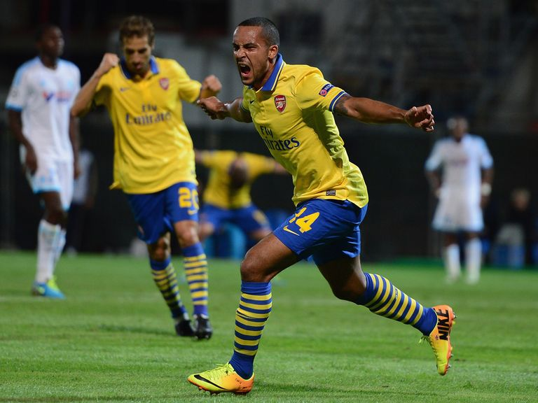 Theo Walcott: 'We can definitely challenge this year, for sure'