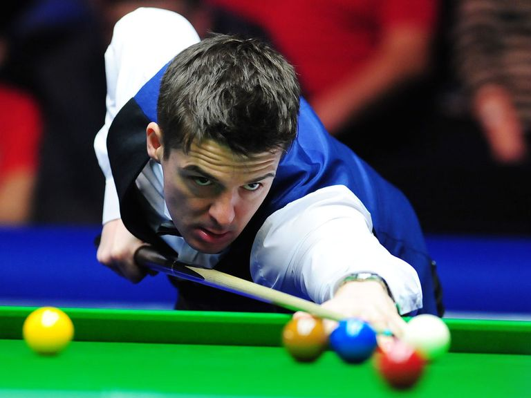 Michael Holt: Through to his first ranking semi-final