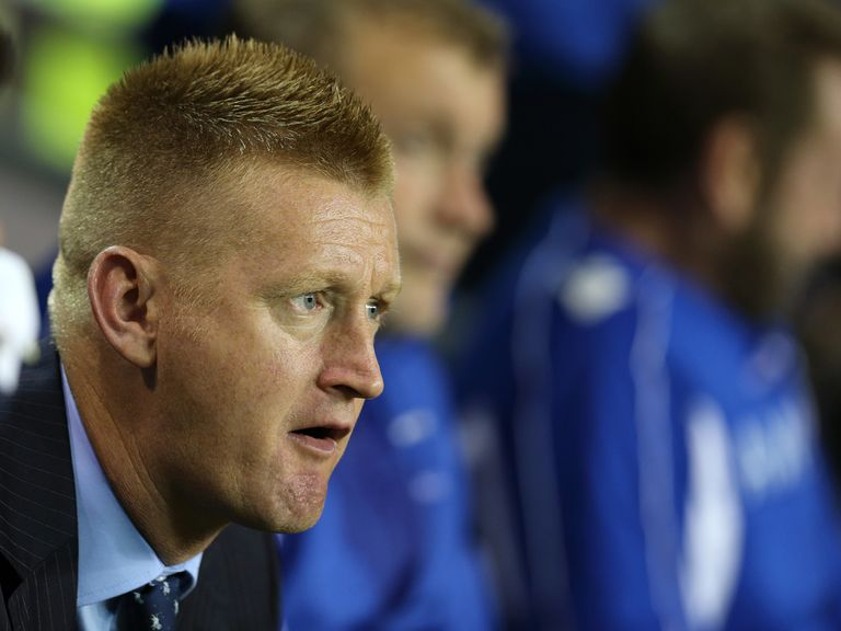 Steve Lomas: Relieved of his post as Millwall boss