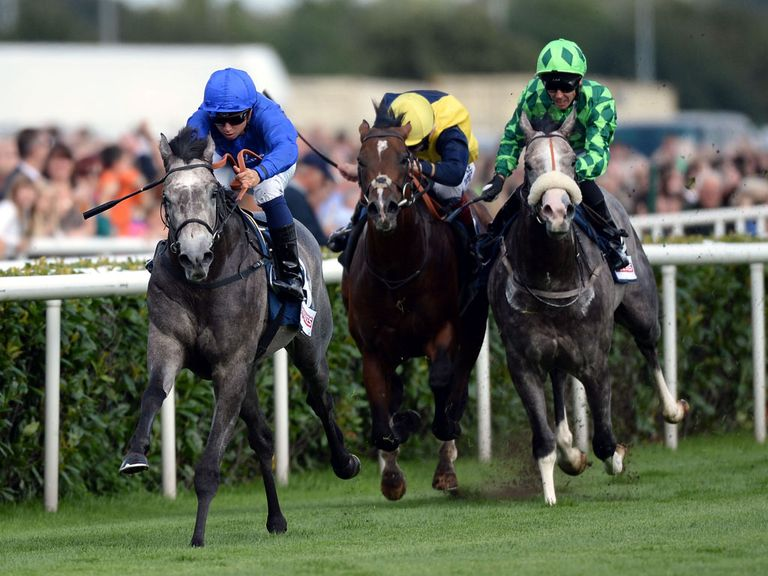 The Grey Gatsby: Steps up to a mile at Doncaster