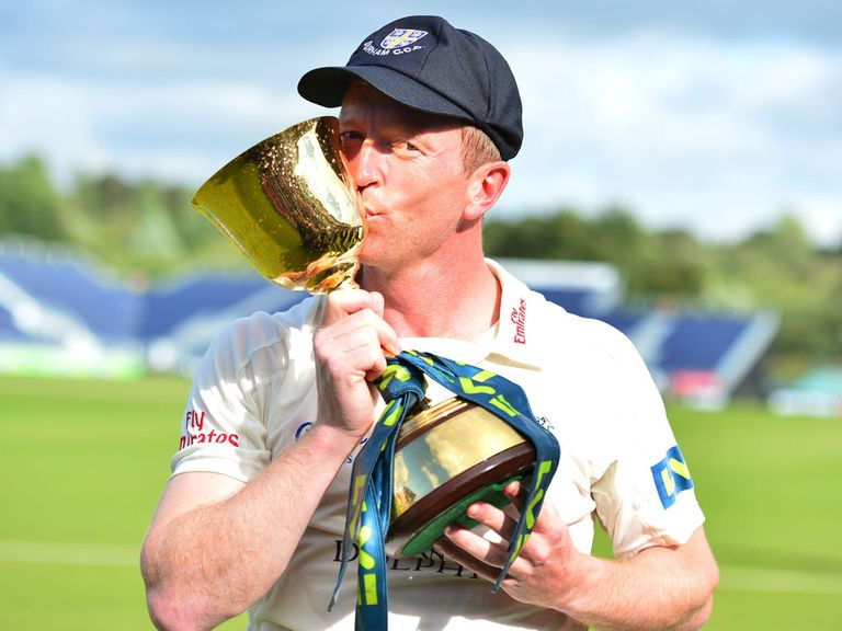 Paul Collingwood: One more year with Durham