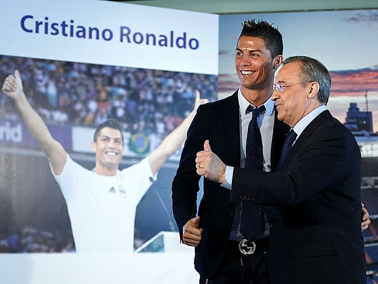 Cristiano Ronaldo: Signs a new contract extension