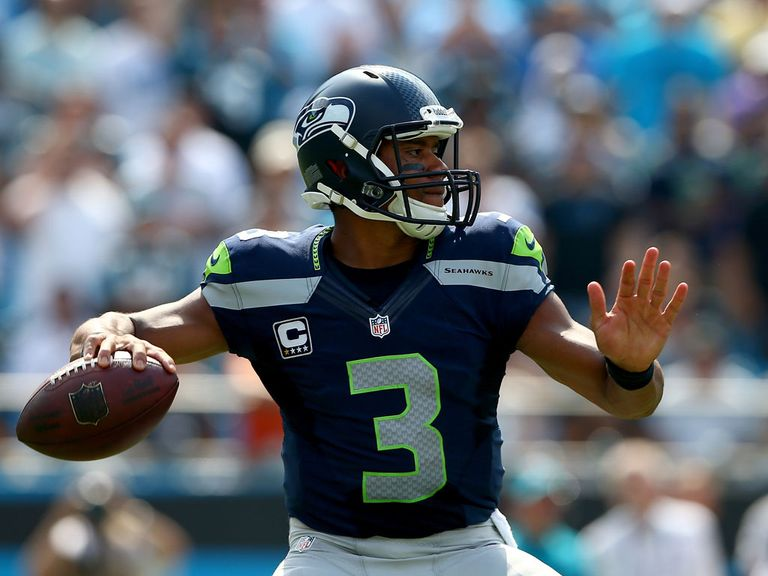 Wilson: 300-yard game for Seattle