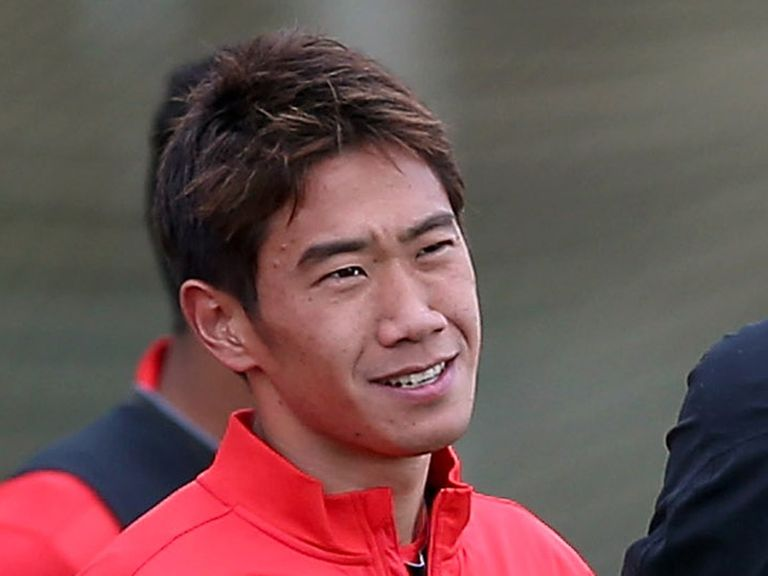 Shinji Kagawa: Needs to impress