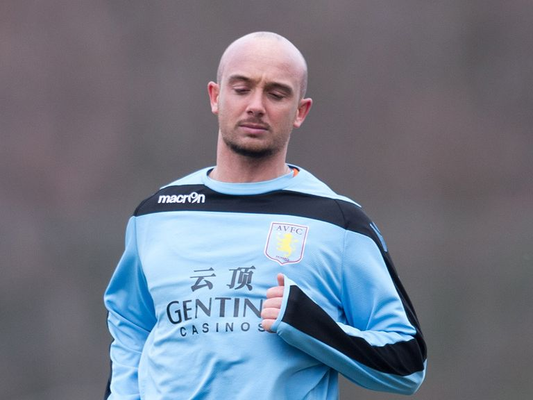 Stephen Ireland: Joined Stoke on deadline day