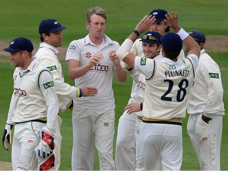Yorkshire: Can go one better than 2013's second place finish