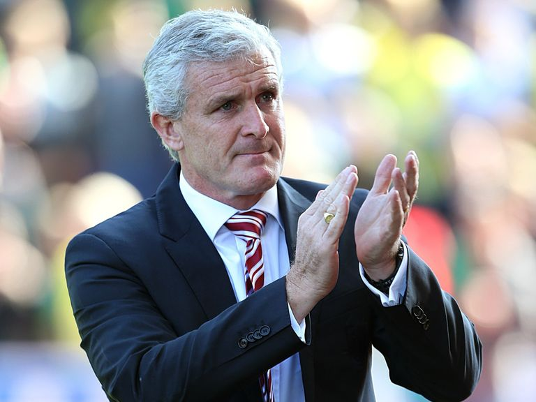 Mark Hughes: Admits he shouldn't have left Fulham