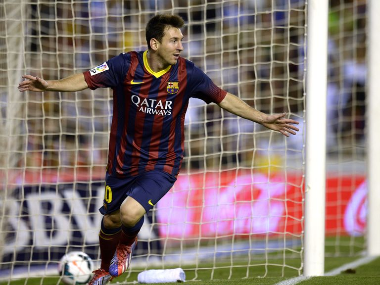 Lionel Messi: Has expressed no desire to see his salary increased