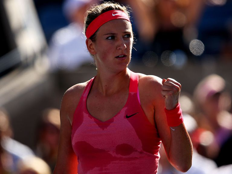 Victoria Azarenka: Through to the US Open final