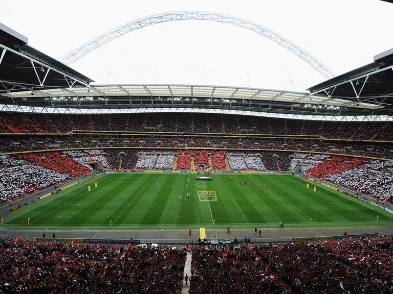 Wembley: In the running to host Euro 2020 matches