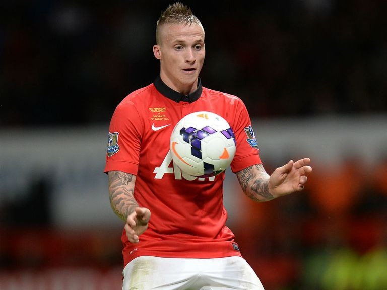Alexander Buttner: Linked with Manchester United exit