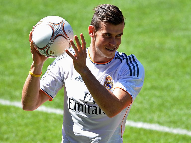 Gareth Bale: Joined Real Madrid from Tottenham