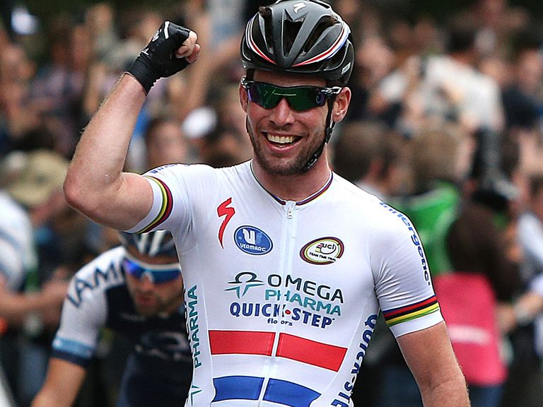 Mark Cavendish: Dreaming of Yorkshire glory