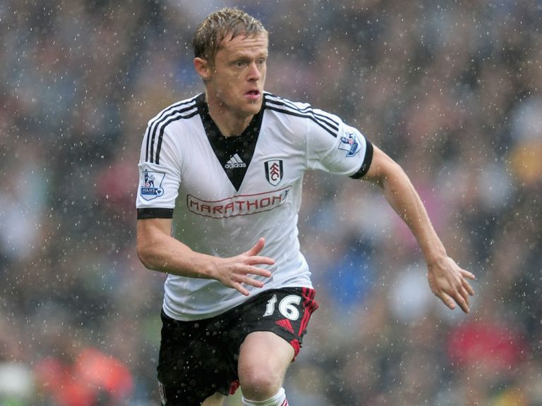 Damien Duff: Will leave Fulham as a free agent at the end of the season