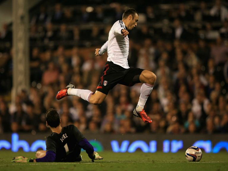 Dimitar Berbatov: Seeking a January move