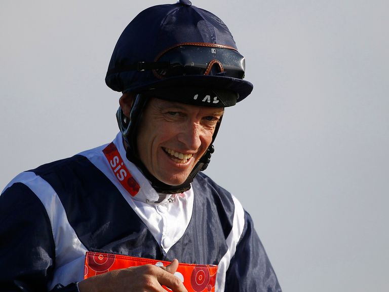 Richard Hughes: Has a good book of rides at Kempton tonight