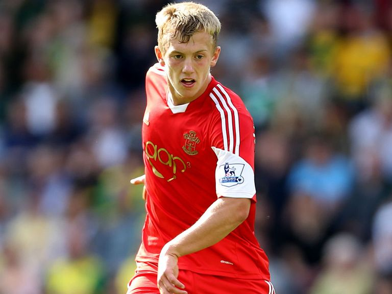James Ward-Prowse: Confident Saints will progress