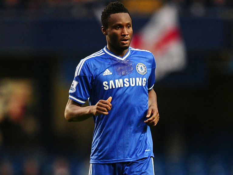 John Obi Mikel: 'This game is all about winning'