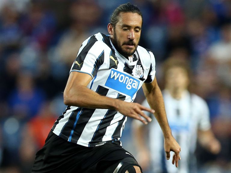 Jonas Gutierrez: Could be set to leave Newcastle