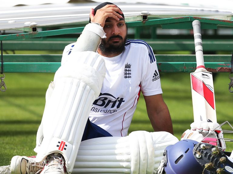 Monty Panesar: Vowed to take his opportunity