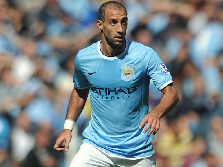 Pablo Zabaleta: Knows Manchester City need to do better