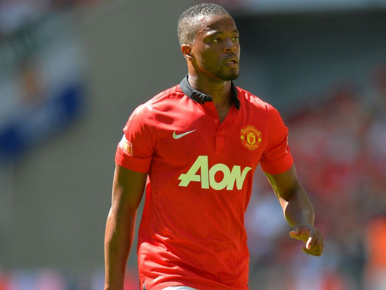Patrice Evra: Has been backed by David Moyes