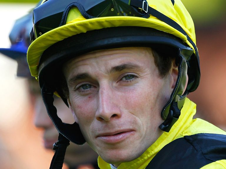 Ryan Moore: Can ride the winner of the last at Kempton