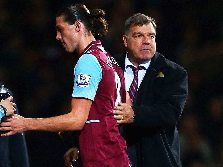 Andy Carroll: Won't be risked this weekend
